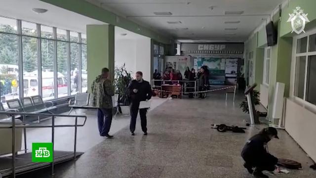Напавший на пермский вуз студент спрострелянными коленями лежит вреанимации.Пермь, вузы, стрельба.НТВ.Ru: новости, видео, программы телеканала НТВ
