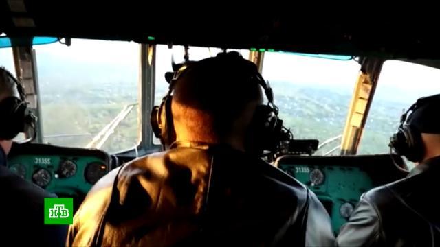 Обломки пропавшего под Хабаровском Ан-26 нашли на вершине хребта.Хабаровский край, авиационные катастрофы и происшествия, поисковые операции.НТВ.Ru: новости, видео, программы телеканала НТВ