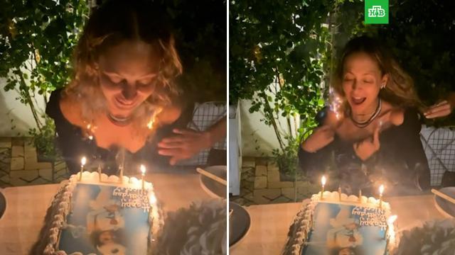 Актриса Николь Ричи случайно подожгла волосы на дне рождения.США, артисты, знаменитости, шоу-бизнес.НТВ.Ru: новости, видео, программы телеканала НТВ