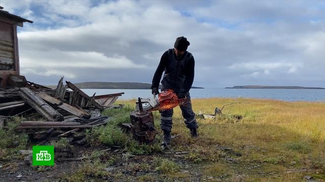 Более 70га земли очистили от металлолома вАрктике за 1, 5месяца.Арктика, экология.НТВ.Ru: новости, видео, программы телеканала НТВ