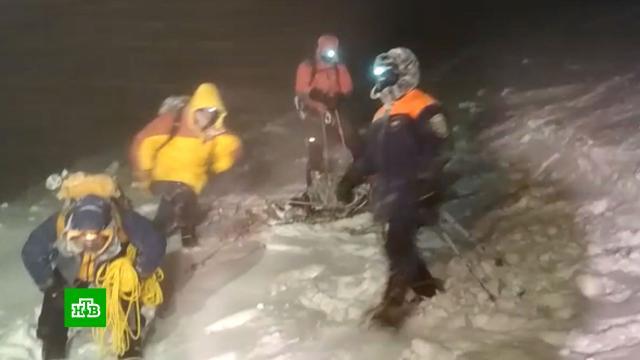 Трагедия на Эльбрусе: у попавшей в снежную ловушку группы не было опыта серьезных восхождений.Эльбрус, альпинизм, несчастные случаи.НТВ.Ru: новости, видео, программы телеканала НТВ