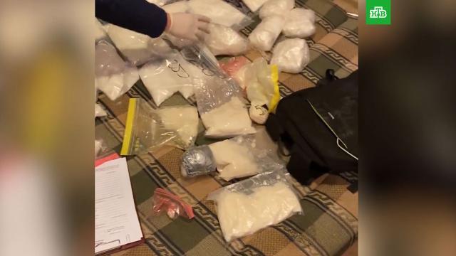 ФСБ ликвидировала крупный канал продажи синтетических наркотиков.ФСБ, задержание, наркотики и наркомания.НТВ.Ru: новости, видео, программы телеканала НТВ