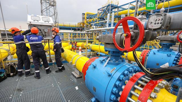 «Газпром экспорт» назвал абсурдом обвинения в недопоставках газа в Европу.Обвинения в недопоставках газа на рынок Европы, которые звучат в адрес «Газпрома» на фоне растущих цен на топливо, абсурдны. Об этом заявил начальник управления структурирования контрактов и ценообразования «Газпром экспорта» Сергей Комлев.Газпром, Европа, газ, тарифы и цены.НТВ.Ru: новости, видео, программы телеканала НТВ