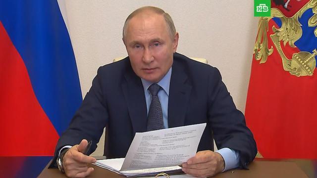 Путин рассказал, чего не хватает российскому телевидению.Путин, СМИ, телевидение.НТВ.Ru: новости, видео, программы телеканала НТВ