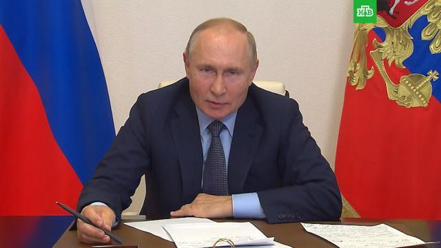 Путин выступил против «советской уравниловки» при налогообложении.Путин, налоги и пошлины.НТВ.Ru: новости, видео, программы телеканала НТВ