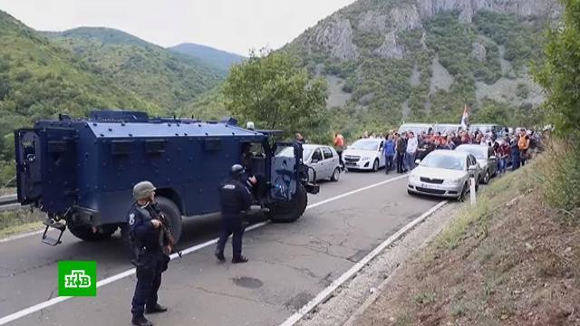 Обострение на Балканах: Вучич предупредил власти Косова о готовности защитить Сербию.Балканы, Косово, Сербия.НТВ.Ru: новости, видео, программы телеканала НТВ
