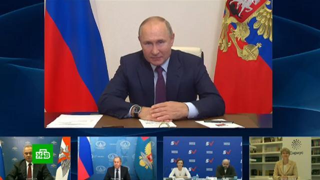 «Враг еще не побежден»: Путин напомнил правительству идепутатам оглавной задаче.Единая Россия, Путин, выборы.НТВ.Ru: новости, видео, программы телеканала НТВ