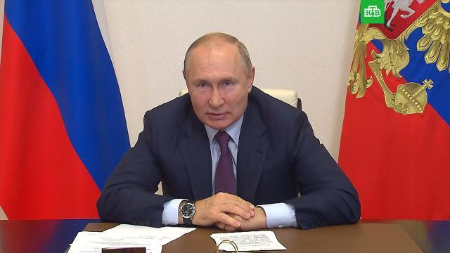 Путин назвал бедность главными врагом России.Путин, выборы, правительство РФ.НТВ.Ru: новости, видео, программы телеканала НТВ