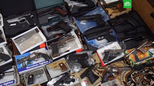 ФСБ сообщила о задержании 48 подпольных оружейников.ФСБ, криминал.НТВ.Ru: новости, видео, программы телеканала НТВ