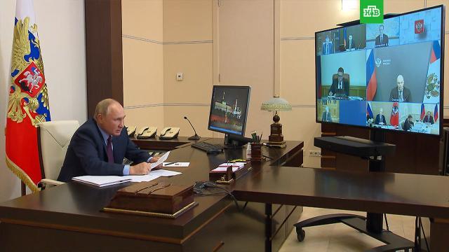 Путин сообщил оповышении пенсий вближайшие годы.Путин, пенсии.НТВ.Ru: новости, видео, программы телеканала НТВ