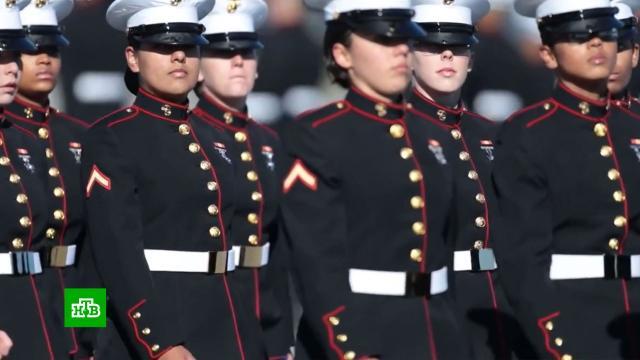 Американских женщин с2022года могут сделать военнообязанными