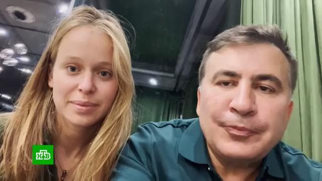 Саакашвили вкамере сочинил письмо для своих сторонников.Грузия, Саакашвили, Украина, задержание.НТВ.Ru: новости, видео, программы телеканала НТВ