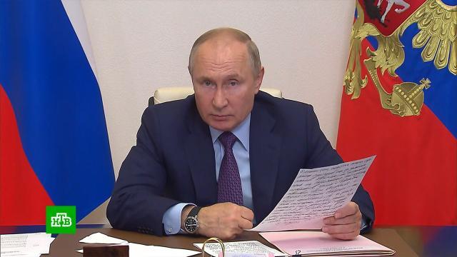 Путин: глобальный энергетический рынок не терпит суеты ишараханий