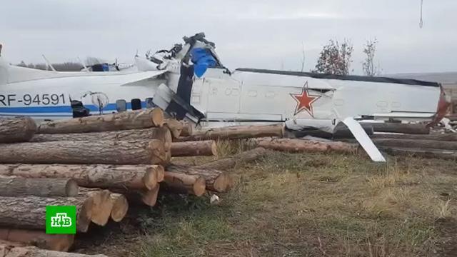 Аэроклуб настаивает на «абсолютной исправности» разбившегося в Татарстане L-410