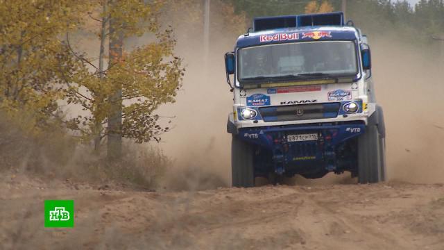 <nobr>«КамАЗ-мастер»</nobr> представил новые машины для ралли «Дакар»