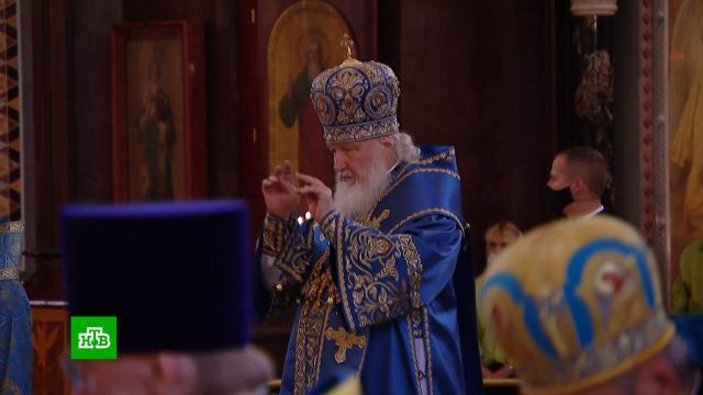 Православные отмечают Покров Пресвятой Богородицы.православие, религия, торжества и праздники.НТВ.Ru: новости, видео, программы телеканала НТВ