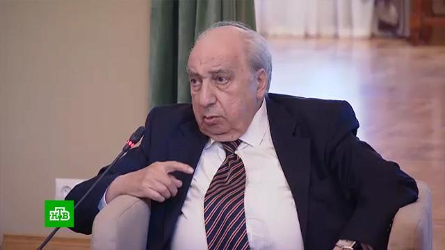 Академик Александр Чубарьян отмечает 90-летие.юбилеи.НТВ.Ru: новости, видео, программы телеканала НТВ
