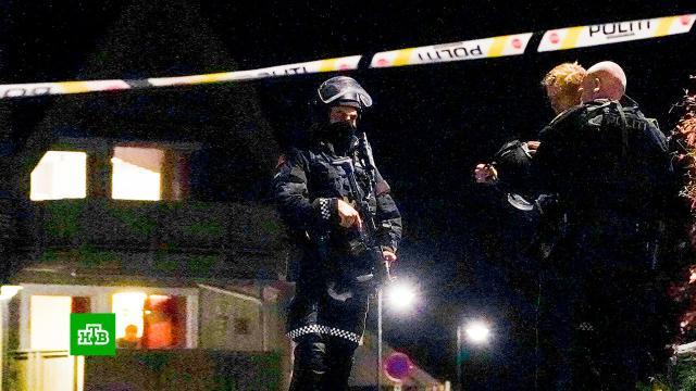 Число жертв нападения вКонгсберге возросло до пяти.Норвегия, нападения.НТВ.Ru: новости, видео, программы телеканала НТВ