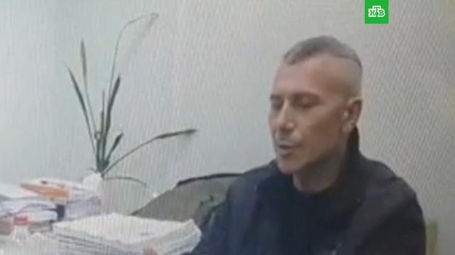 Видео допроса отчима, убившего 15-летнего подростка под Рязанью.НТВ.Ru: новости, видео, программы телеканала НТВ