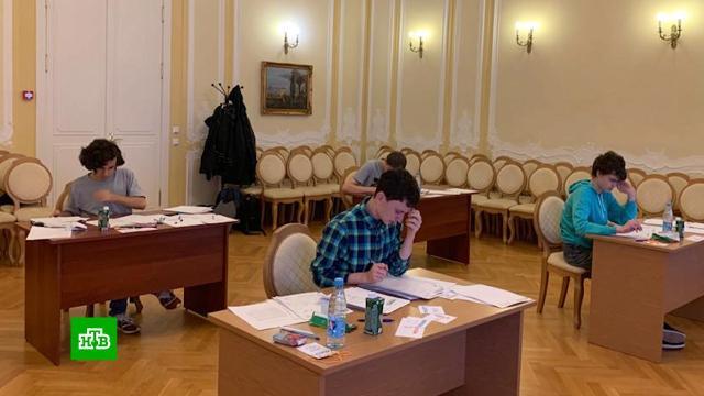Российские школьники взяли медали на Международной олимпиаде по математике.дети и подростки, математика, школы.НТВ.Ru: новости, видео, программы телеканала НТВ