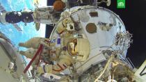 В России могут усовершенствовать подготовку к космическим полетам.МКС, кино, космонавтика, космос.НТВ.Ru: новости, видео, программы телеканала НТВ