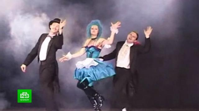 «Комик-Трест» поздравляют с юбилеем «сладким флешмобом».Санкт-Петербург, театр, юбилеи.НТВ.Ru: новости, видео, программы телеканала НТВ