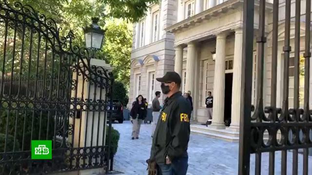 ФБР проводит обыск вдоме Олега Дерипаски.Дерипаска, США, обыски, спецслужбы.НТВ.Ru: новости, видео, программы телеканала НТВ