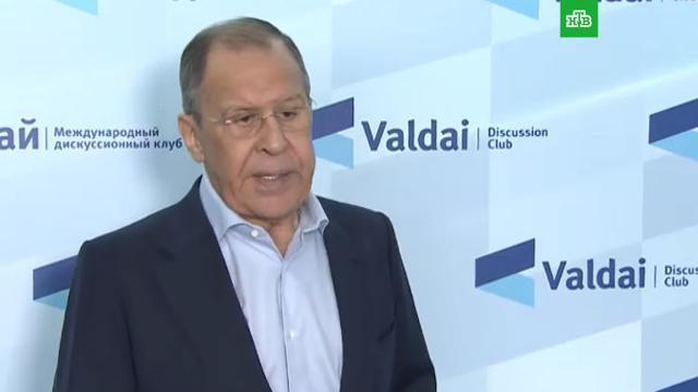 Лавров: Россия ждет от НАТО конкретных действий