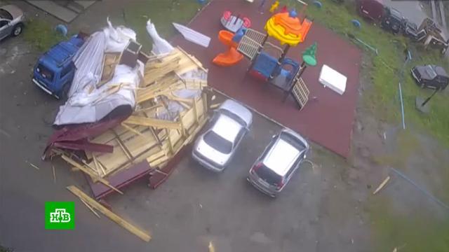 За убитых сорванной крышей людей сахалинским коммунальщикам грозит 7лет тюрьмы.ЖКХ, Сахалин, несчастные случаи.НТВ.Ru: новости, видео, программы телеканала НТВ