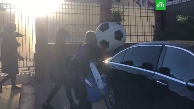 Побывшая всочинской полиции Собчак попала на видео.НТВ.Ru: новости, видео, программы телеканала НТВ