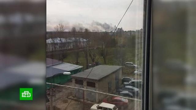 При пожаре впороховом цехе под Рязанью погибли семь человек.МЧС, Рязанская область, пожары.НТВ.Ru: новости, видео, программы телеканала НТВ