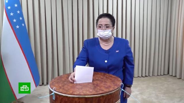 Наблюдатели назвали выборы президента Узбекистана конкурентными и безопасными.Узбекистан, выборы.НТВ.Ru: новости, видео, программы телеканала НТВ