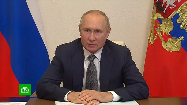 Путин обсудил сСовбезом подготовку кклиматической конференции вГлазго.экология, климат, Путин.НТВ.Ru: новости, видео, программы телеканала НТВ