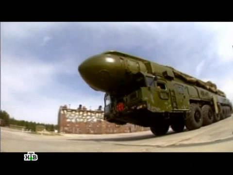 Выпуск от 31марта 2012года.Подвижные грунтовые ракетные комплексы.НТВ.Ru: новости, видео, программы телеканала НТВ