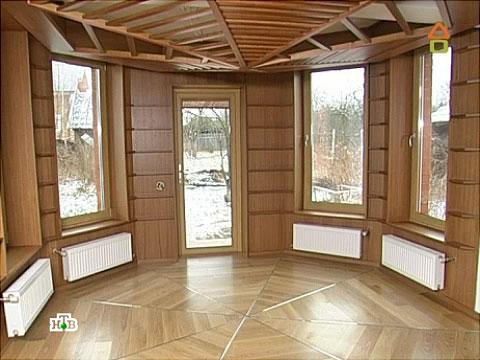 Выпуск от 16декабря 2012года.Деревянный дом скамином.НТВ.Ru: новости, видео, программы телеканала НТВ