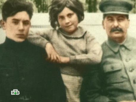«Дети Сталина. Счастливое детство не состоялось». Часть первая.Яков иВасилий Сталины.НТВ.Ru: новости, видео, программы телеканала НТВ