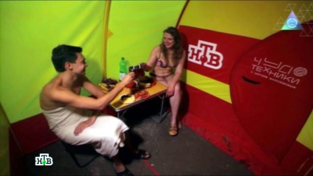 В Новосибирске изобрели мобильную чудо-баню.бани, технологии, эксклюзив.НТВ.Ru: новости, видео, программы телеканала НТВ