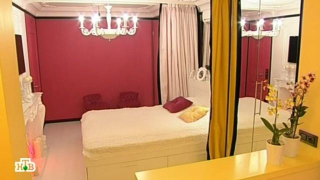 Фуксия илимон — самая яркая спальня.Самая яркая спальня вцветах фуксии илимона.НТВ.Ru: новости, видео, программы телеканала НТВ