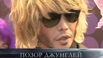 «Позор джунглей».«Позор джунглей».НТВ.Ru: новости, видео, программы телеканала НТВ
