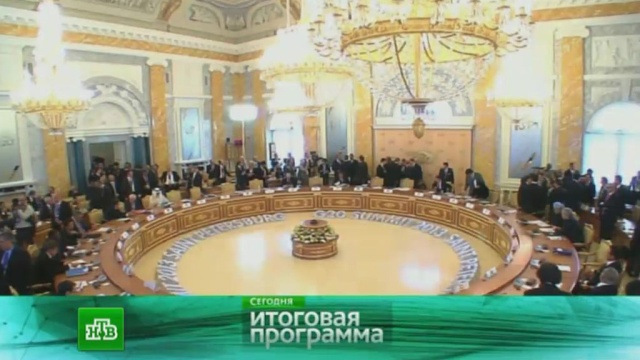 Сегодня. Итоговая программа.ВТО, Европа, Китай, Медведев, Путин, США, экономика и бизнес.НТВ.Ru: новости, видео, программы телеканала НТВ