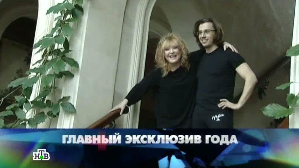 Звезды россии новые русские сенсации пугачева и галкин девки раком