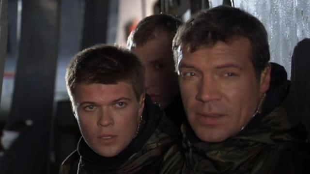 «Морские дьяволы — 5». 9-я серия.9-я серия.НТВ.Ru: новости, видео, программы телеканала НТВ