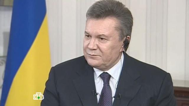 Виктор Янукович.Виктор Янукович.НТВ.Ru: новости, видео, программы телеканала НТВ