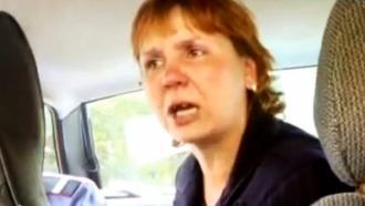 «Пьяная баба — езде не хозяйка».«Пьяная баба — езде не хозяйка».НТВ.Ru: новости, видео, программы телеканала НТВ