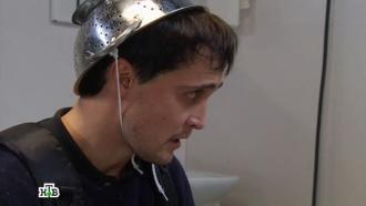 Выпуск от 27декабря 2014года.Попав вДТП, парень сумел восстановить здоровье, но кужасу окружающих возомнил себя биороботом.НТВ.Ru: новости, видео, программы телеканала НТВ