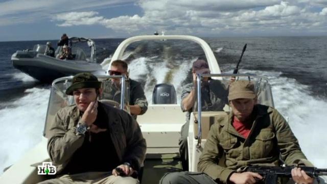«Морские дьяволы. Смерч — 2». 48-я серия.48-я серия.НТВ.Ru: новости, видео, программы телеканала НТВ