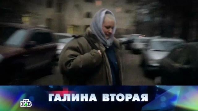 «Галина Вторая», «Наследники вождей».«Галина Вторая».НТВ.Ru: новости, видео, программы телеканала НТВ