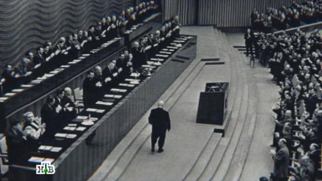 «Хрущёв. Первый после Сталина», 2-я серия.2-я серия.НТВ.Ru: новости, видео, программы телеканала НТВ