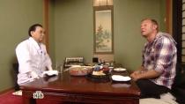 Японец, переехавший жить на Сахалин, научил Джона правильно есть суши.НТВ.Ru: новости, видео, программы телеканала НТВ