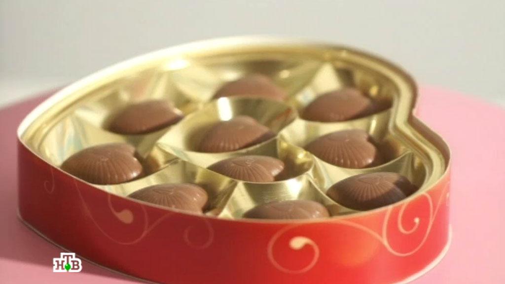 Шоколад в сексе